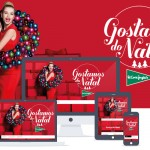 Christmas site – Gostamos do Natal